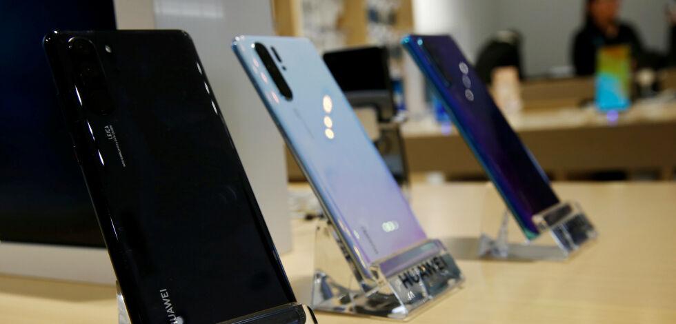 image: Markant nedgang i mobilsalget
