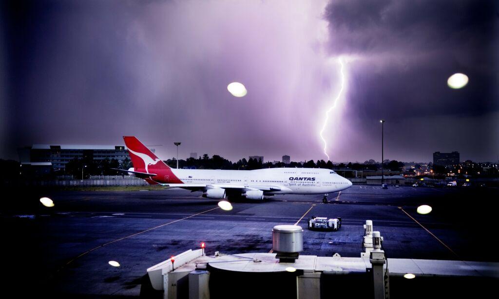 image: Ja, flyet kan bli truffet