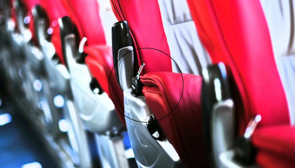 1500 KRONER I GEBYR: Dropper du sikkerhetsbelte på busstur, kan det koste deg 1500 kroner i gebyr. Foto: NTB Scanpix