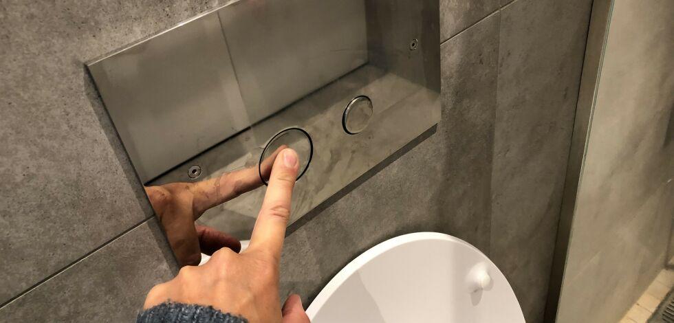 image: Denne bør vaskes hver eneste dag