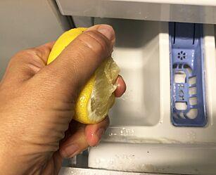 image: Frukten kan redde hvite plagg som har gulnet i vask