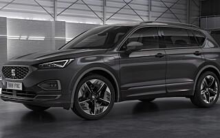 NY SUV: Seat Tarraco kommer også som ladbar hybrid. Foto: SEAT