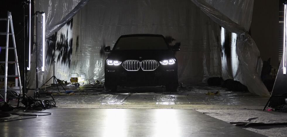 image: Dette er verdens svarteste bil!