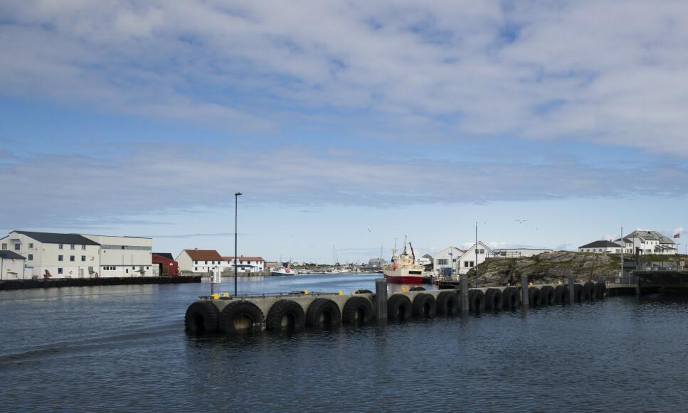 KLIKKER MEST HJEM: Røst kommune i Nordland ligger på norgestoppen i netthandel første halvdel av 2019. Her brukte innbyggerne hele 120 prosent mer penger på netthandel enn det som er gjennomsnittet for hele landet. Foto: Berit Roald/NTB Scanpix.