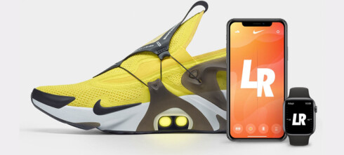 Nikes Adapt Huarache kan styres med Siri og Apple Watch