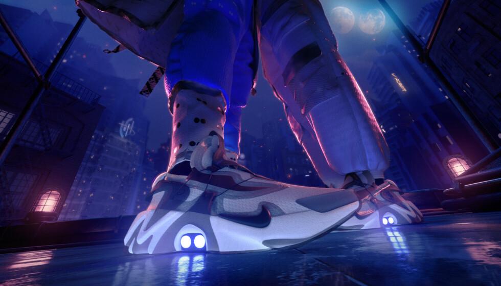 KNYTER SEG SELV: Foto: Nike