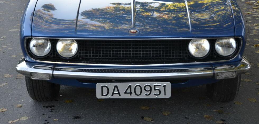 image: Bilen som reddet Ferrari
