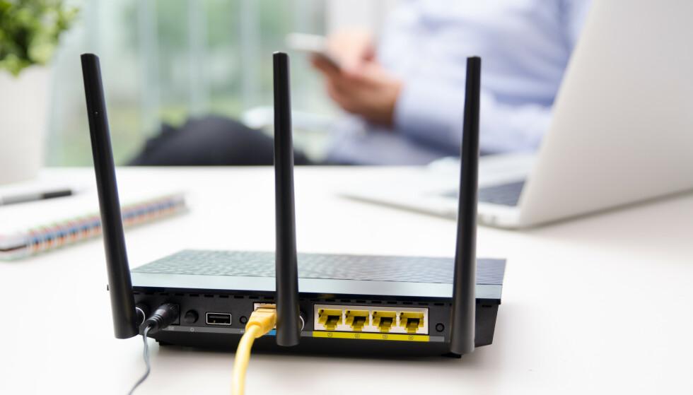 RASKERE NETT I DISTRIKTENE: Regjeringen foreslår leveringsplikt for bredbånd slik den er for telefontjenester i dag. Foto: Shutterstock