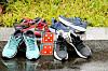 sko tredemølle og vekt