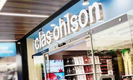 image: Clas Ohlson inn i dagligvaren