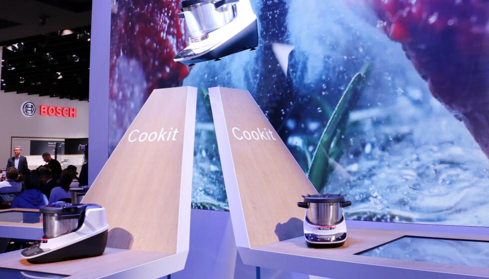 FANCY, MEN NYTTIG? Det vil tiden vise. Cookit blir tilgjengelig i begynnelsen av 2020. Foto: Berit B. Njarga