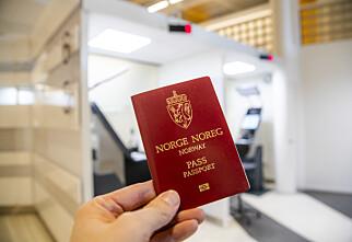 Fortsatt norsk grensekontroll for reisende fra Schengen