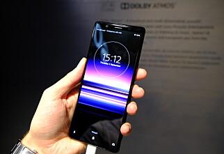 Sony Xperia 5 er det beste fra Xperia 1 i en mindre pakke