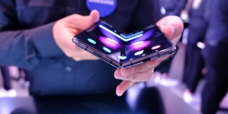 Samsung Galaxy Fold kommer til Norge