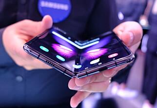 Sniktitt: Samsung Galaxy Fold