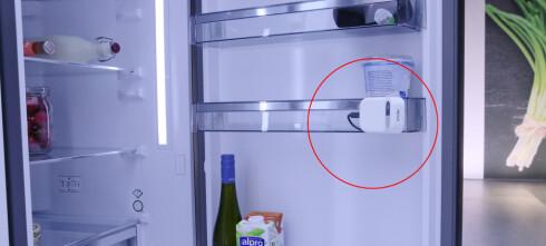 Nå skal alle kjøleskapene ha kamera