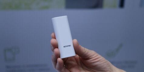 image: Netatmo lanserer Smart Alarm System