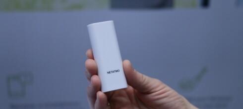 Netatmo lanserer Smart Alarm System