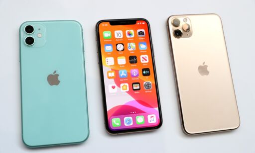 image: Velg riktig iPhone 11