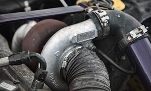 MER TRØKK: Mange oppgraderinger er gjort med motor, men ingen så ekstreme at ting eksploderer. Foto: Kaj Alver