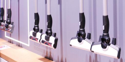 image: Nå kommer de oppladbare støvsugerne for fullt