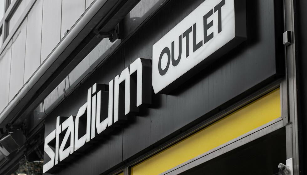 KOMMER TIL NORGE: Svenske Stadium åpner sine to første outlet-butikker i Norge denne høsten. Foto: Stadium