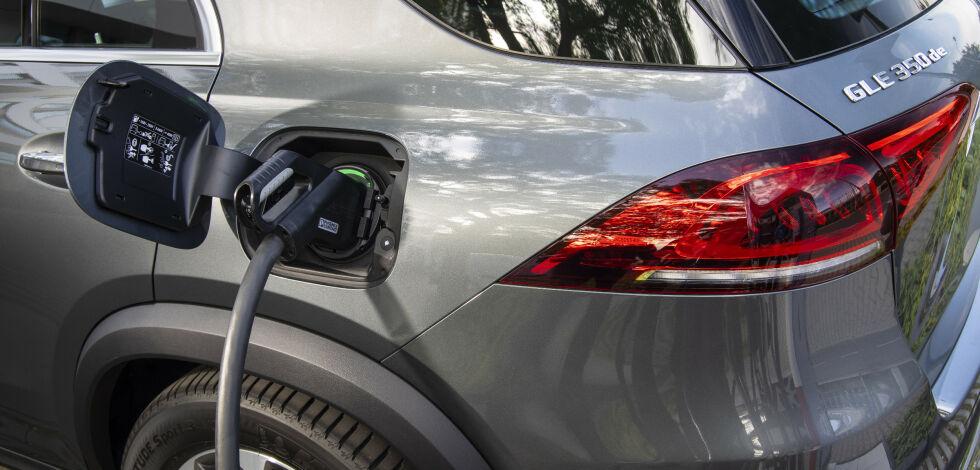 image: Ingen hybrid går lenger på strøm