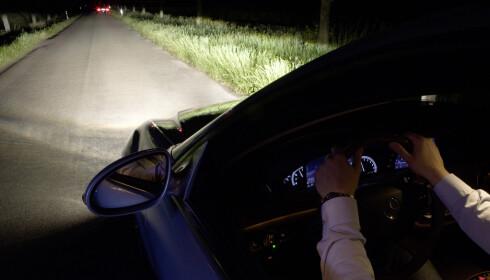 NYTTIG EKSTRAUTSTYR: For bilene med dårligst halogenlys kan det være en god investering å kjøpe LED hvis det tilbys som ekstrautstyr. Foto: Markus Pentikainen