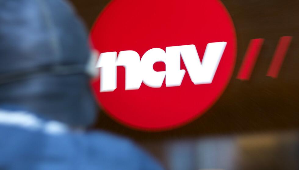 ØKER: Ventetiden for saksbehandling hos Nav fortsetter å øke. Foto: Gorm Kallestad/NTB Scanpix