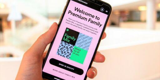 image: Slik vil Spotify sjekke at du ikke snylter