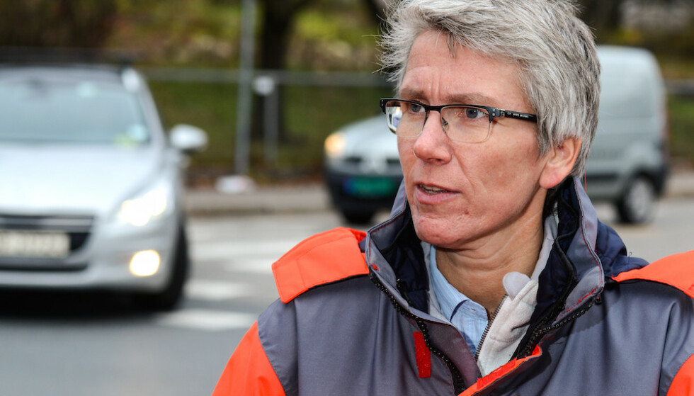 EFFEKTIVT: - Streknings-ATK er et effektivt hjelpemiddel for å få ned farten og ulykkene på utsatte strekninger, sier avdelingsdirektør Trafikk i Statens vegvesen, Guro Ranes. Foto: Statens vegvesen.