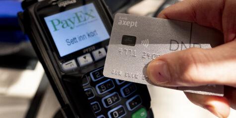 image: Rapport: Nordmenn betaler mest kontantløst i verden