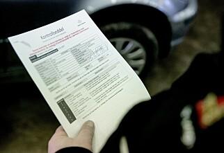 Avdekket juks: Biler mister EU-godkjenning