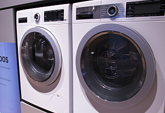 Nå skal klærne bli rene - superraskt