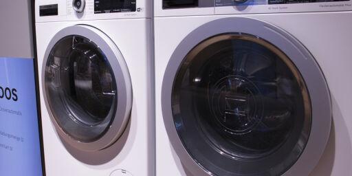 image: Nå skal klærne bli rene - superraskt