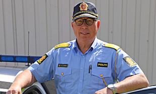 Roar Skjelbred Larsen, assisterende sjef i UP. Foto: Politiet