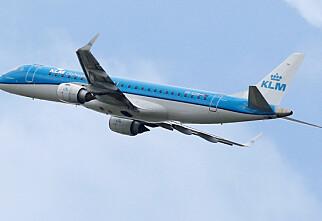 KLM bytter ut én flyvning med tog - daglig