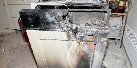 image: Fire brann-verstinger
