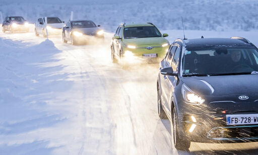 image: Beste vinterdekk for elbiler