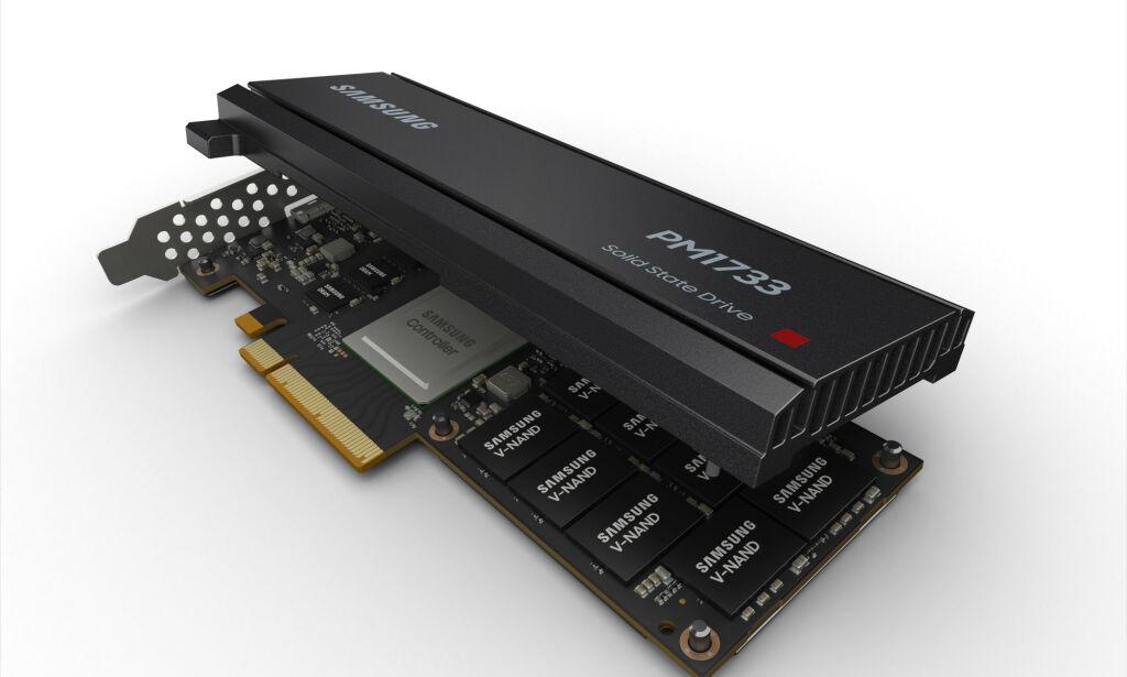 image: Lanserer «udødelig» SSD-lagring