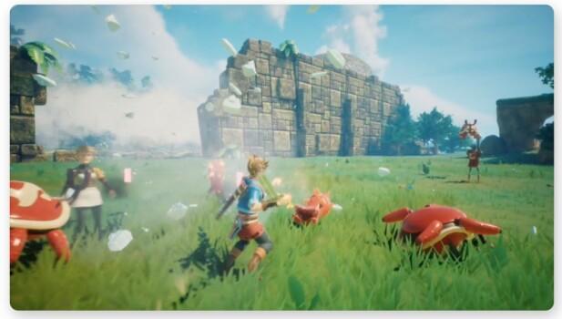 Oceanhorn 2 er ett av rundt 100 spill som er tilgjengelige i Apple Arcade.