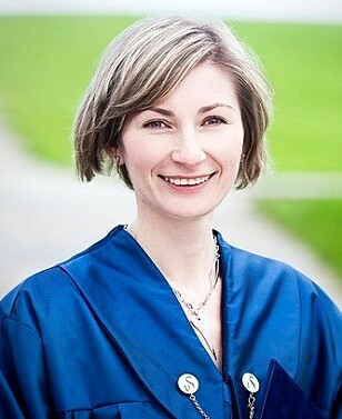 Olga Gjerald, førsteamanuensis ved Norsk hotellhøgskole.