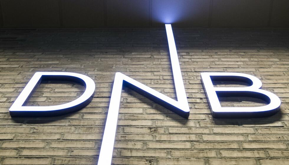 SVINDEL: Storbanken DNB advarer denne uken sine kunder mot nye svindelforsøk. Foto: Håkon Movold Larsen/NTB Scanpix