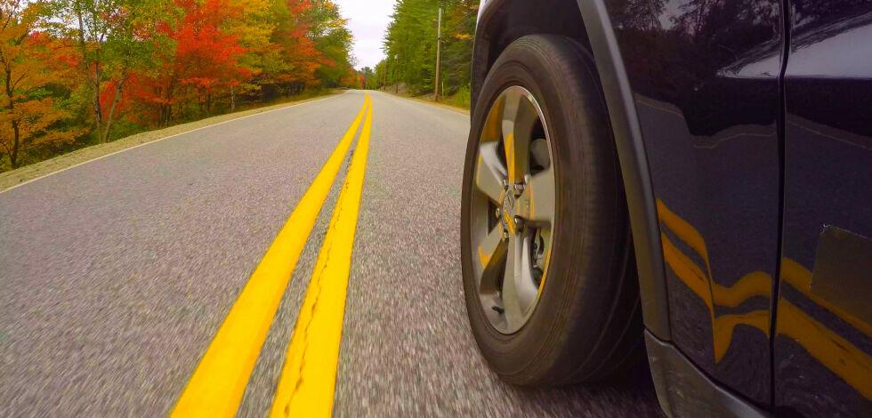 image: Utvikler hjul som lader trådløst