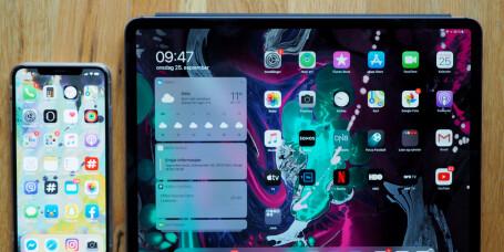 Nå kan du laste ned iOS 13.1 og iPadOS