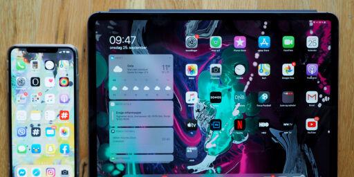 image: Nå kan du laste ned iOS 13.1 og iPadOS