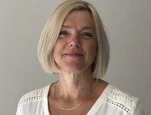 - VÆR OPPMERKSOM: Oppfordring fra prosjektleder Rita Aarvold i Vegvesenet til bilister på norske veier. Foto: Statens vegvesen