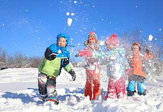 Beste vintersko for barn