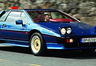 James Bonds Porsche-killer