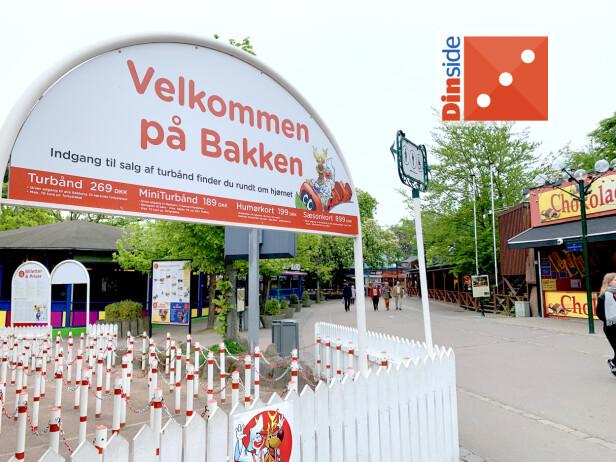 TERNINGKAST 3: Bakken mangler sjarm og leverer ikke på mat. Det er også noe usentralt dersom du bor i København sentrum. Foto: Kristin Sørdal